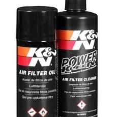 Sportinių oro filtrų valymo rinkinys K&N 99-5000EU