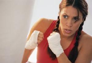 Points de pression pour l' autodéfense