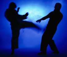 Self defense krav maga