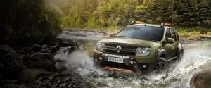 Duster, Renault, SUV