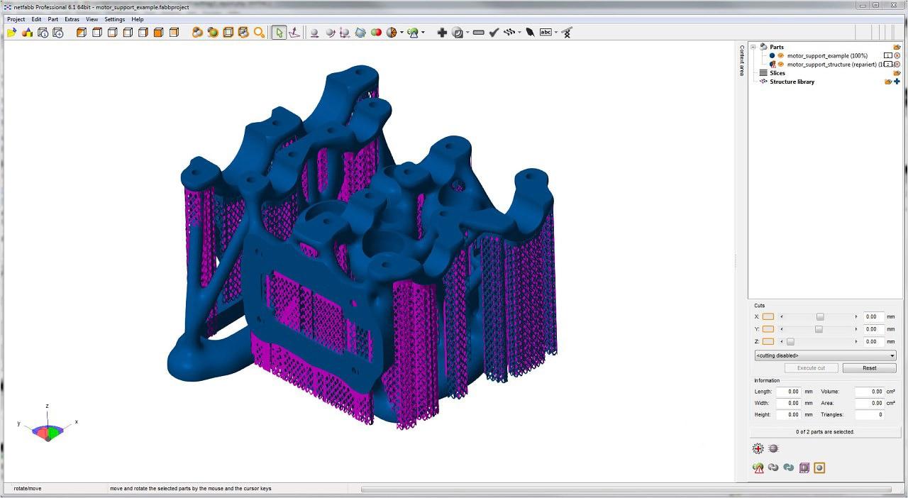 Autodesk Netfabb Ultimate Free Download 2021