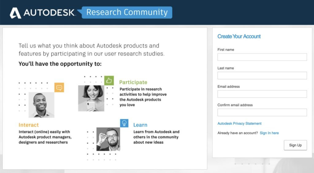 Autodesk-research-community