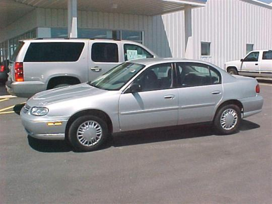 2005 Chevrolet Classic VIN 1G1ND52F65M190033