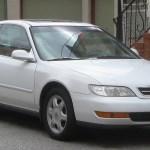 1997 Acura Cl Vins Configurations Msrp Specs Autodetective