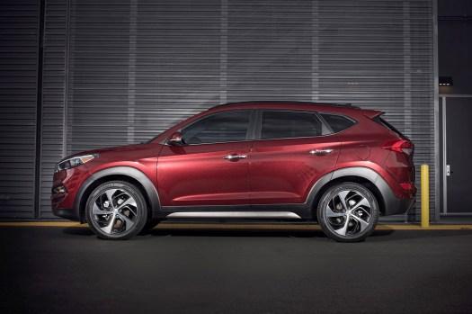 2017 Hyundai Tucson Specs, Prices, VINs & Recalls ...