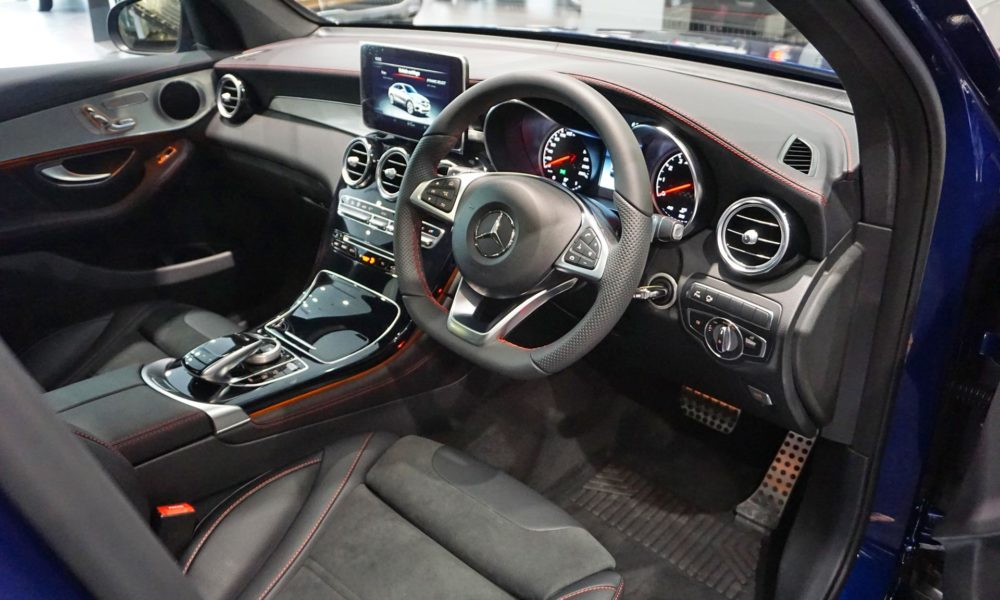 Gallery Mercedes AMG GLC 43 4Matic Coupe Autodevot
