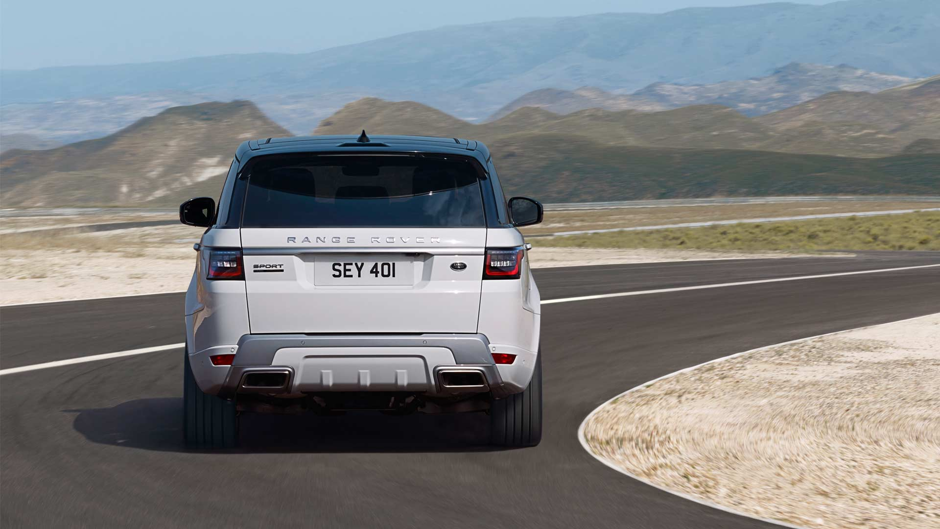 Range Rover Sport P400e PHEV unveiled Autodevot