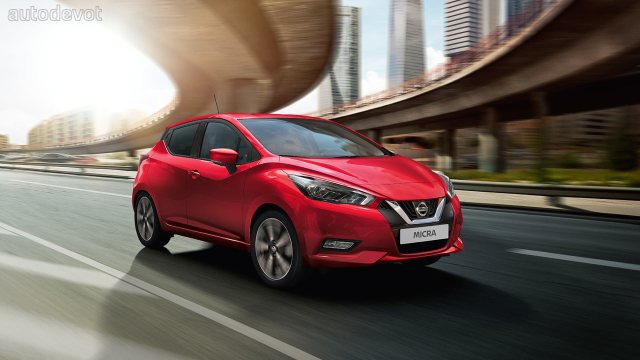 nissan micra gets refreshed for 2021  autodevot