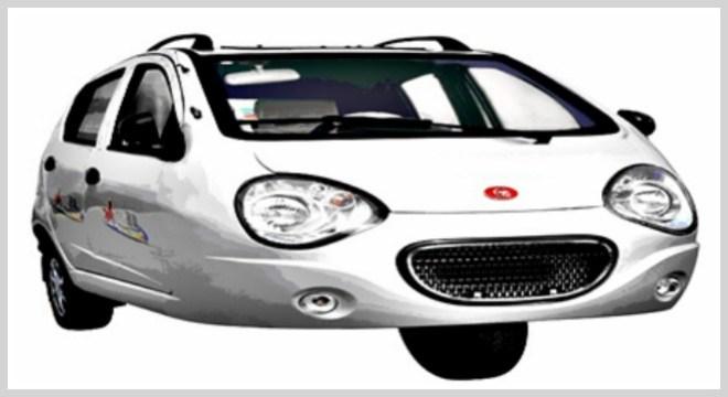 Fulu Mini-Car (C3)