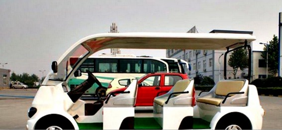 Fulu Gasoline Tourism Car
