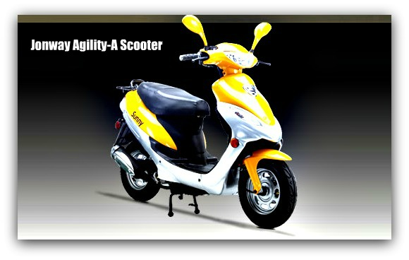 Jonway Agility-A Scooter