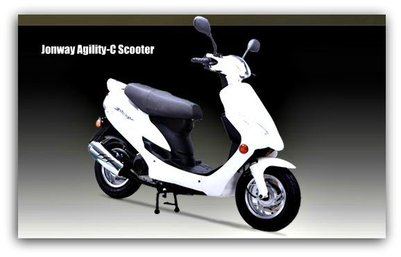 Jonway Agility-C Scooter