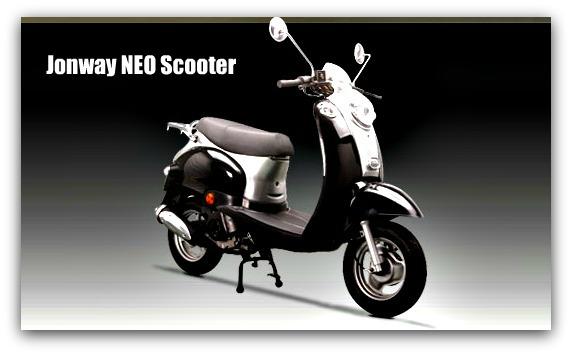 Jonway NEO Scooter