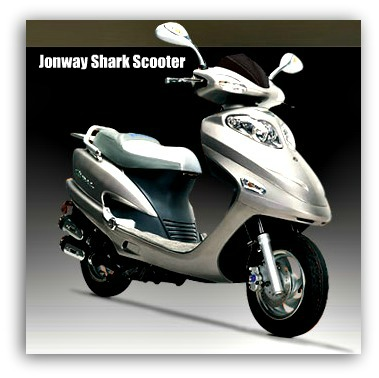 Jonway Shark Scooter