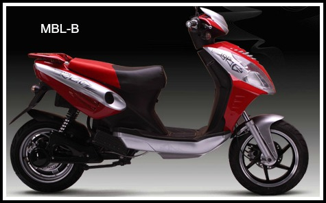 Jonway Electric Bike Export SeriesMBL-B