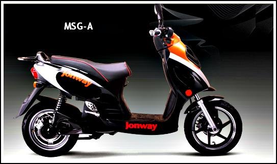 Jonway Electric Bike Export SeriesMSG-A