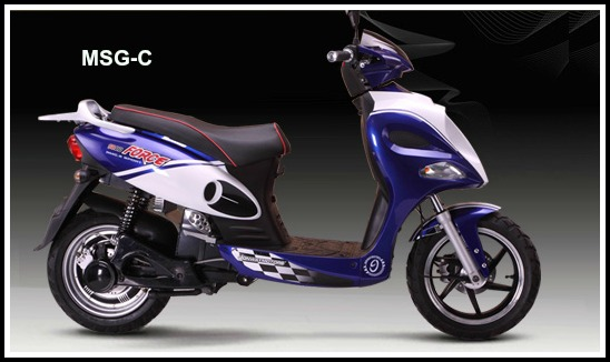 Jonway Electric Bike Export SeriesMSG-C (2)
