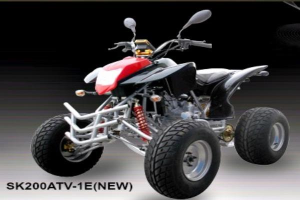 Jonway ATV SK200ATV-1E (NEW)