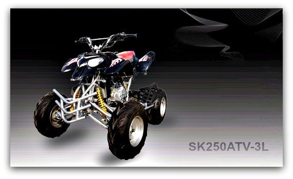 Jonway ATV SK250ATV-3L