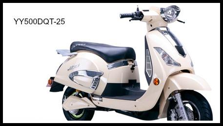 Jonway Electric Bike Domestic Series YY500DQT-25