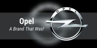 Opel: A brand that was!