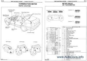 Toyota Land Cruiser Prado Wiring Diagram repair manual