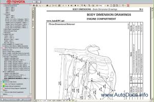 Toyota HiAce SBV 19952011 Service Manual repair manual