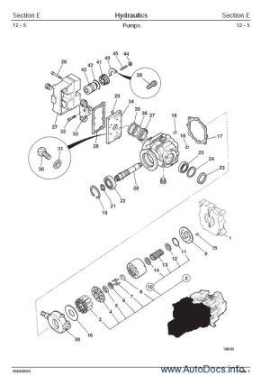 JCB Service Manuals, JCB Repair Manuals, Workshop Manuals, Hydravlic Diagrams, Electrical Wiring