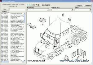 Kenworth Spare Parts Catalog parts catalog Order & Download