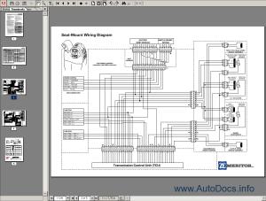 Meritor Technical Electronic repair manual Order & Download