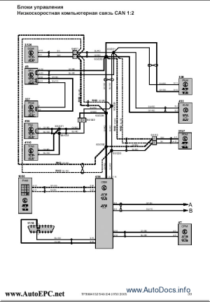Volvo Cars Wiring Diagrams 19942005 repair manual Order