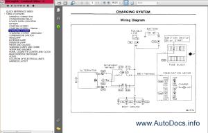 Nissan Patrol GR  Y60 series Service Manual repair manual