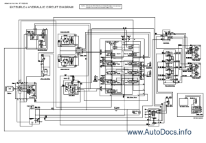 Hitachi EX75UR575US5 workshop service manual