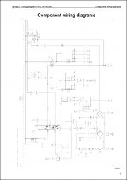 Volvo Wiring Diagrams FM9, FM12, FH12, FH16, NH12 repair manual Order & Download