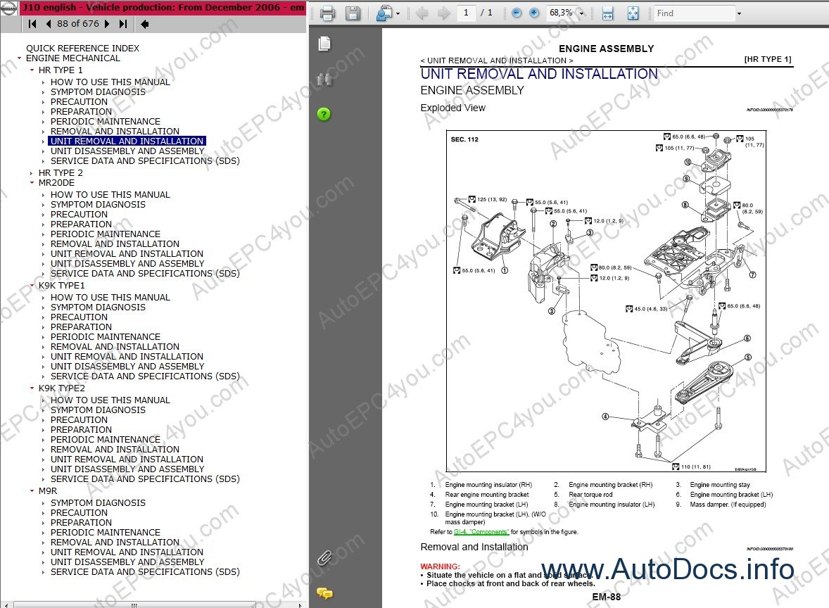 Nissan Qashqai And Qashqai 2 Repair Manual Repair Manual