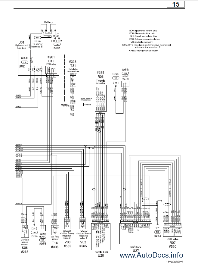 mitsubishi fuso canter electrical diagram