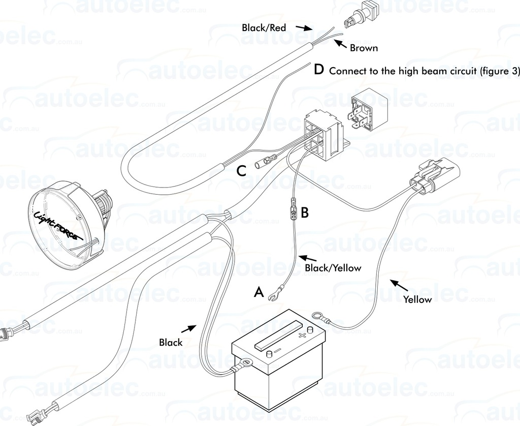 Wrg Wiring Diagram For Kitchen Spotlights