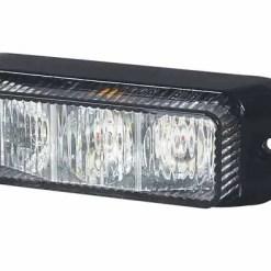 3 LED R65 Horizontal Warning Light