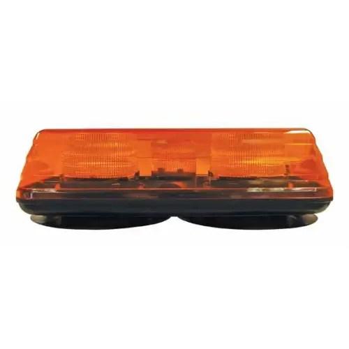Durite 0 443 70 led beacon light bar 1224 volt amber 2 bolt 0 443 70 led beacon light bar 1224 volt amber 2 aloadofball Image collections