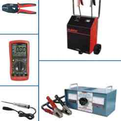 Workshop & Test Equipment