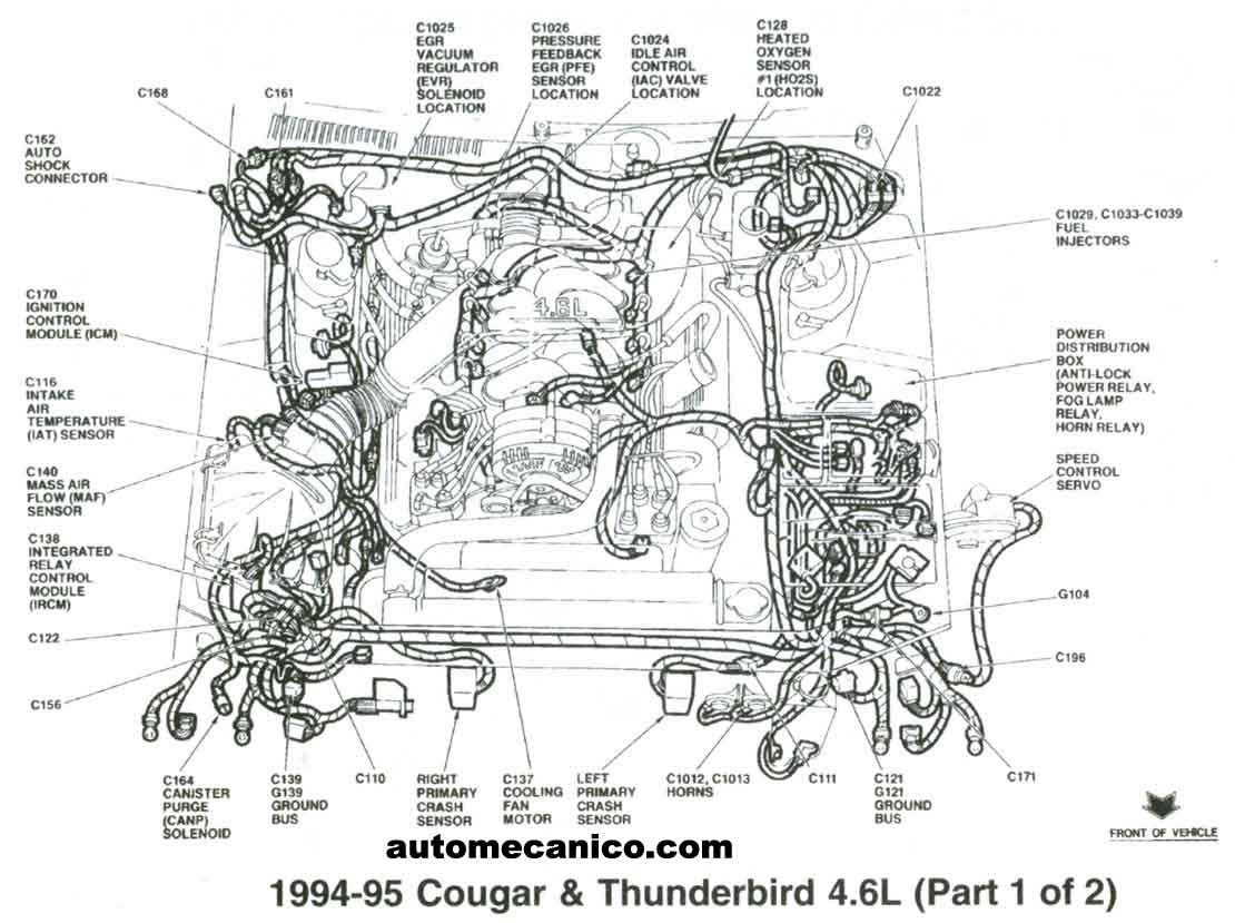 Ford F 150 4 6 Engine Diagram