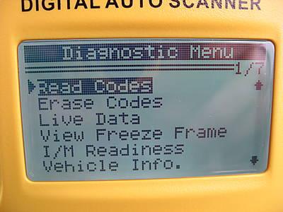 Códigos de Falha OBD-II - AutoEletrônica