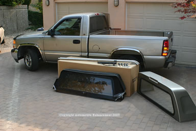 Fastkap The Retractable Collapsible Convertible Truck Bed