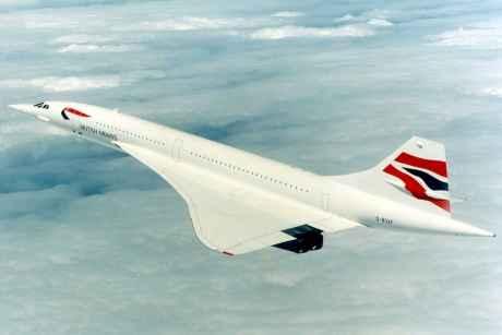 O Concorde ainda é o avião de passageiros mais rápido do mundo (museumofflight.org)