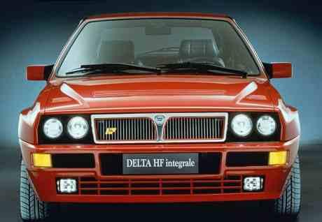 Delta HF Integrale 8V de 1991 (Lancia Press)