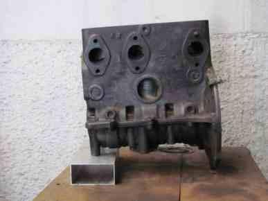 Fig 06 Janelas de escape na lateral esquerda do motor