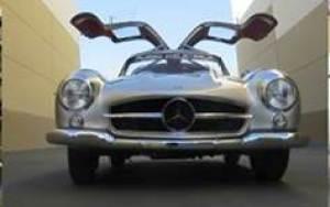 Foto Legenda 03 coluna 2714 - Mercedes 300 SL