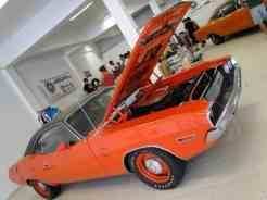 Dodge Challenger 1970 a bela carroceria...