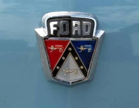 emblema ford