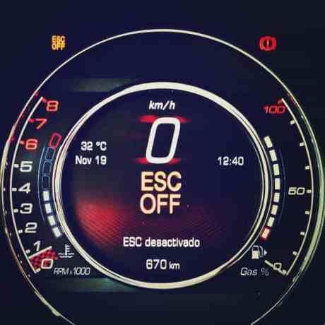 ESC off, FUN on!